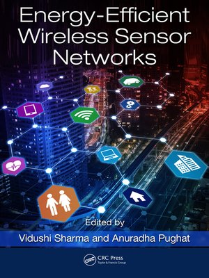 cover image of Energy-Efficient Wireless Sensor Networks