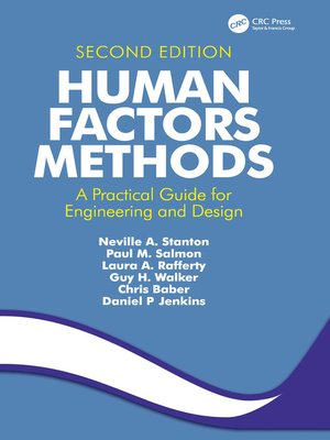 cover image of Human Factors Methods