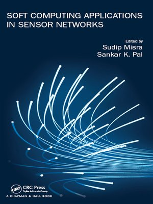 cover image of Soft Computing Applications in Sensor Networks