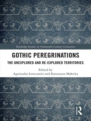 cover image of Gothic Peregrinations