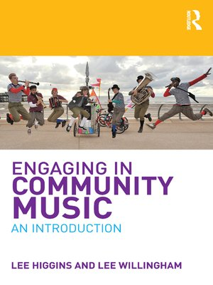 cover image of Engaging in Community Music