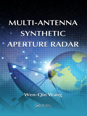 cover image of Multi-Antenna Synthetic Aperture Radar