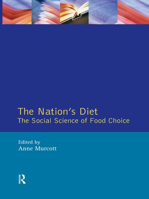 cover image of The Nation's Diet