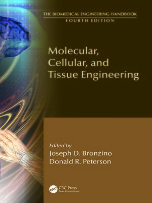 cover image of Molecular, Cellular, and Tissue Engineering