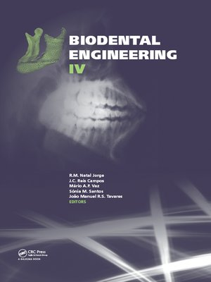 cover image of Biodental Engineering IV