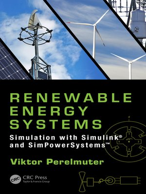 cover image of Renewable Energy Systems