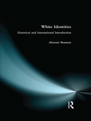 cover image of White Identities