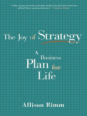 cover image of Joy of Strategy