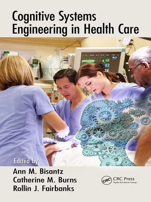 cover image of Cognitive Systems Engineering in Health Care