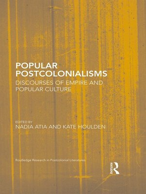 cover image of Popular Postcolonialisms