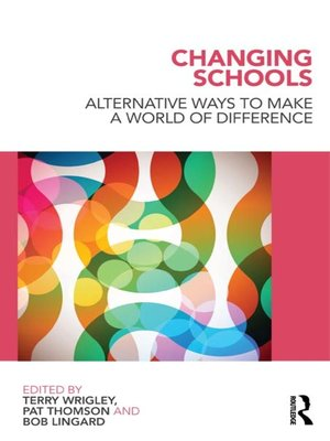 cover image of Changing Schools