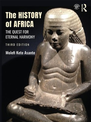cover image of The History of Africa