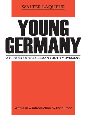 cover image of Young Germany