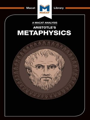 The Myth of Aristotle's Development and the Betrayal of Metaphysics