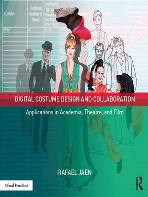 cover image of Digital Costume Design and Collaboration