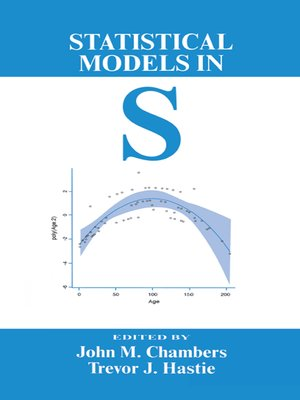 cover image of Statistical Models in S
