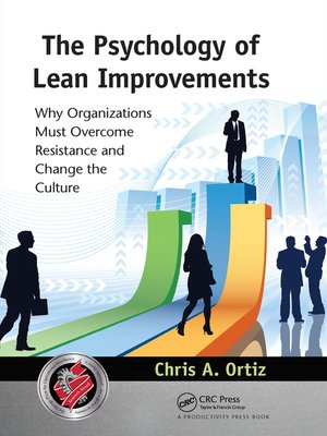 cover image of The Psychology of Lean Improvements