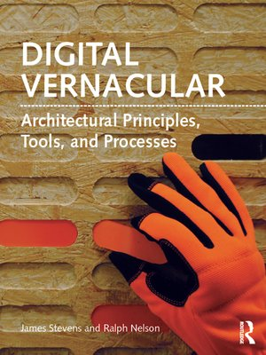 cover image of Digital Vernacular