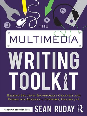 cover image of The Multimedia Writing Toolkit