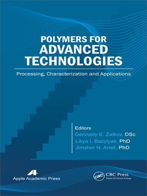 cover image of Polymers for Advanced Technologies