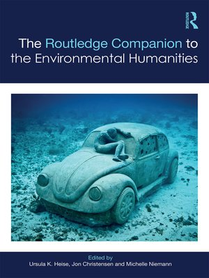 cover image of The Routledge Companion to the Environmental Humanities