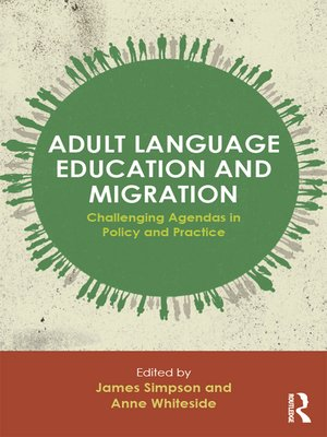 cover image of Adult Language Education and Migration