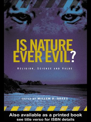 cover image of Is Nature Ever Evil?