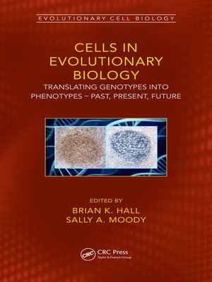 cover image of Cells in Evolutionary Biology