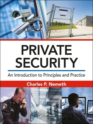 cover image of Private Security