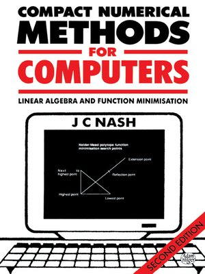 cover image of Compact Numerical Methods for Computers