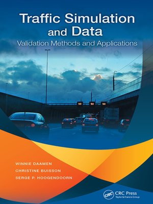 cover image of Traffic Simulation and Data