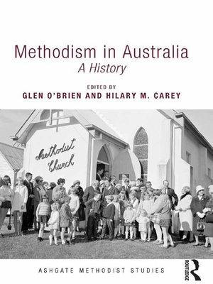 cover image of Methodism in Australia