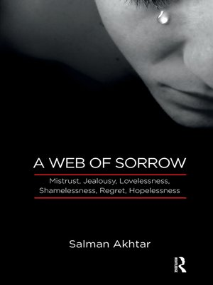 cover image of A Web of Sorrow