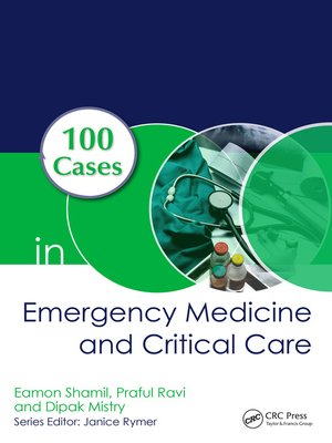 cover image of 100 Cases in Emergency Medicine and Critical Care