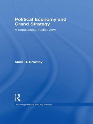cover image of Political Economy and Grand Strategy