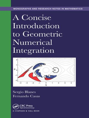 cover image of A Concise Introduction to Geometric Numerical Integration