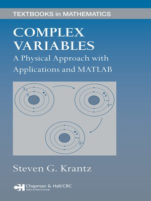 cover image of Complex Variables
