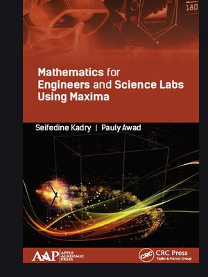 cover image of Mathematics for Engineers and Science Labs Using Maxima
