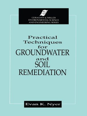 cover image of Practical Techniques for Groundwater & Soil Remediation