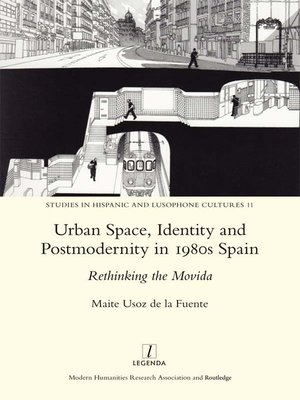 cover image of Urban Space, Identity and Postmodernity in 1980s Spain