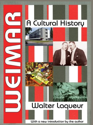 cover image of Weimar