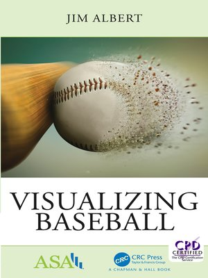 cover image of Visualizing Baseball