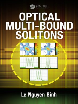 cover image of Optical Multi-Bound Solitons