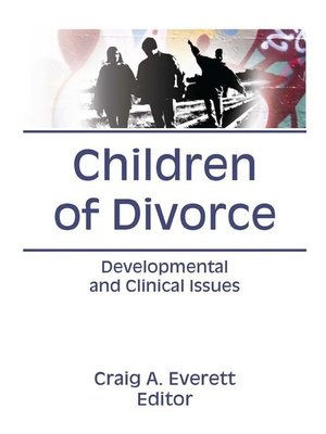 cover image of Children of Divorce