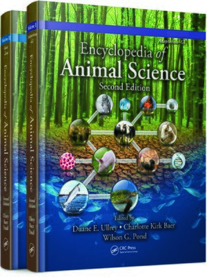cover image of Encyclopedia of Animal Science--(Two-Volume Set)