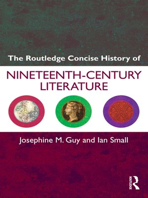 cover image of The Routledge Concise History of Nineteenth-Century Literature