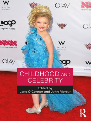 cover image of Childhood and Celebrity