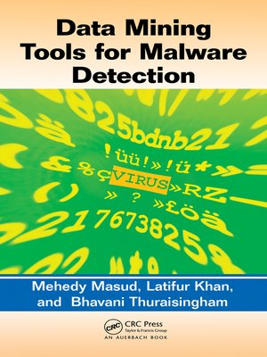 cover image of Data Mining Tools for Malware Detection