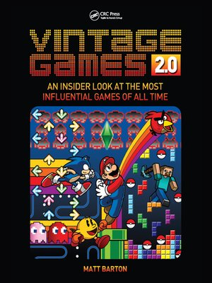 cover image of Vintage Games 2.0