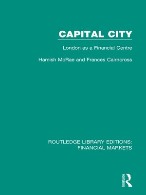 cover image of Capital City